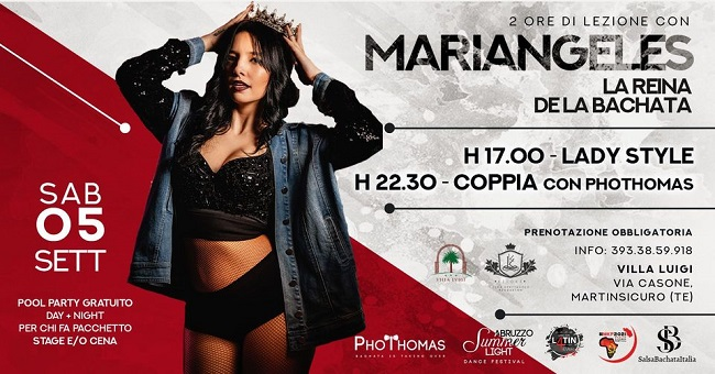 mariangeles 5 settembre