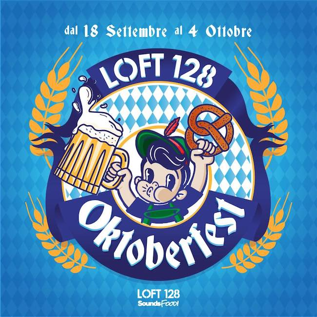 oktoberfest loft128 2020