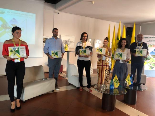 Oscar Green 2020 Abruzzo: ecco tutti i vincitori