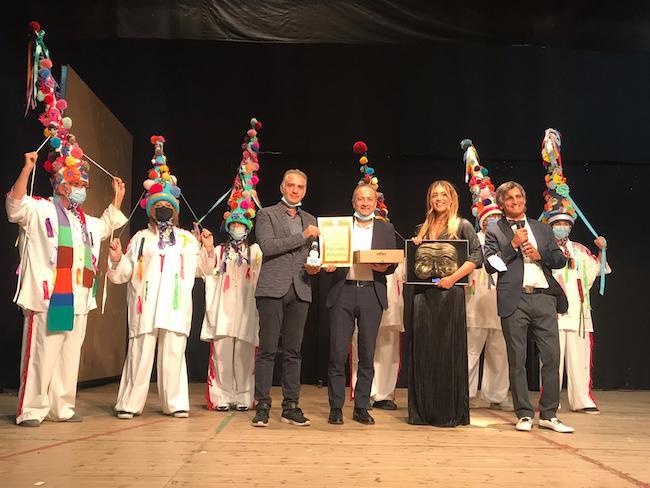 Premio Ambasciatore del Sorriso 2020 a Spoltore e Ass. Fontevecchia