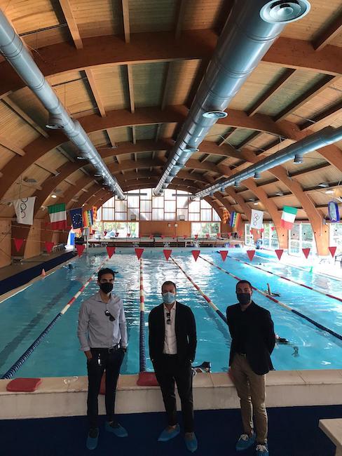 sopralluogo piscina comunale giulianova