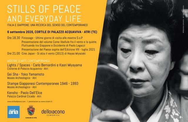stills of peace 6 settembre