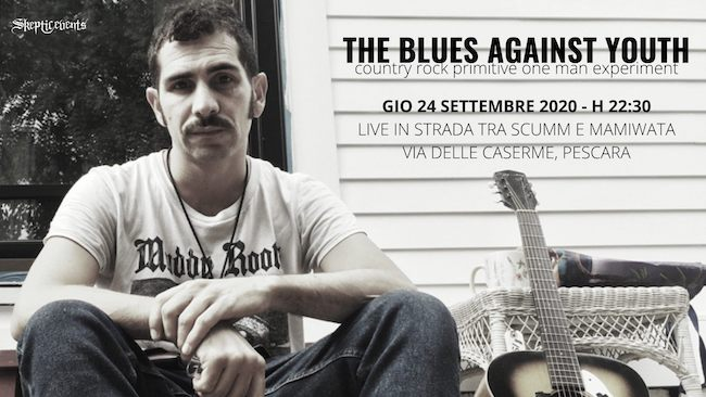 The Blues Against Youth 24 settembre 2020