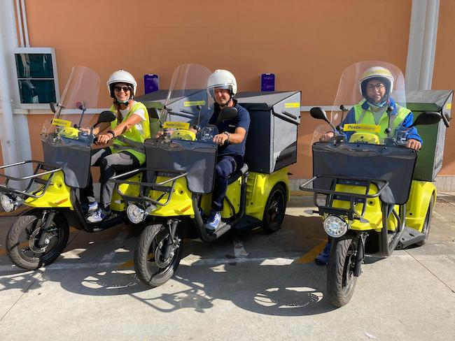 tricicli poste montesilvano