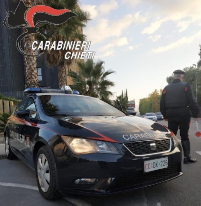 carabinieri chieti