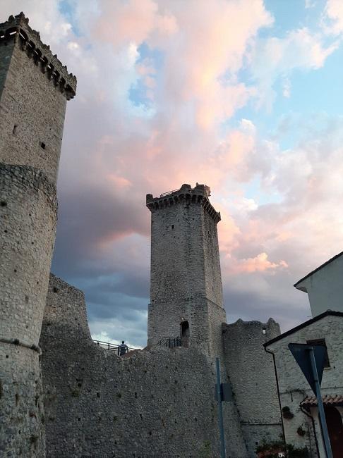 castello pacentro