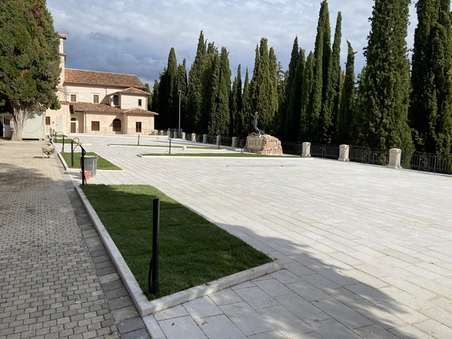 cimitero monumentale laquila