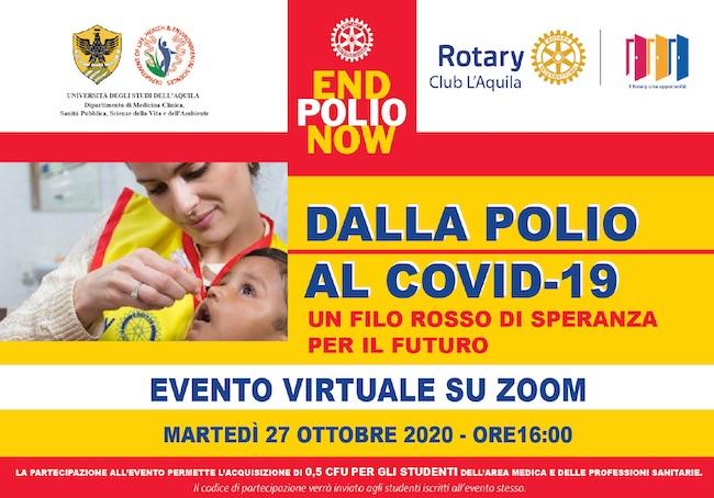 dalla polio al covid-19