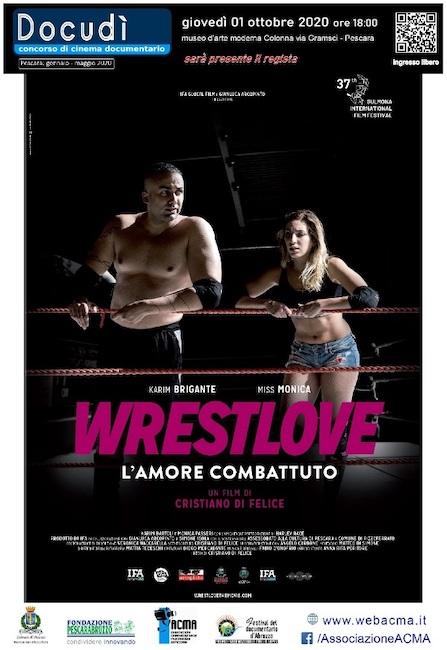wrestlove film