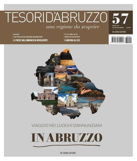 Copertina Tesori d'Abruzzo