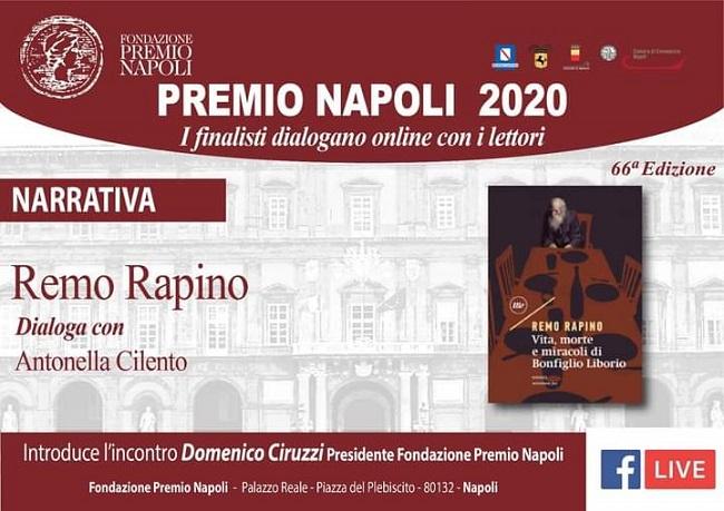 Locandina Premio Napoli