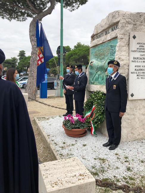 Festa dell'Unità Nazionale e delle Forze Armate a Giulianova [FOTO]
