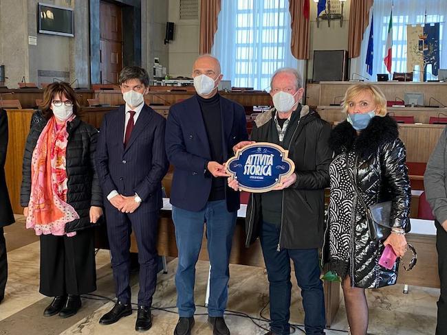 Attività Storica 2020 Pescara: imprese che hanno ottenuto il riconoscimento