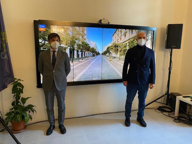 presentazione virtual tour
