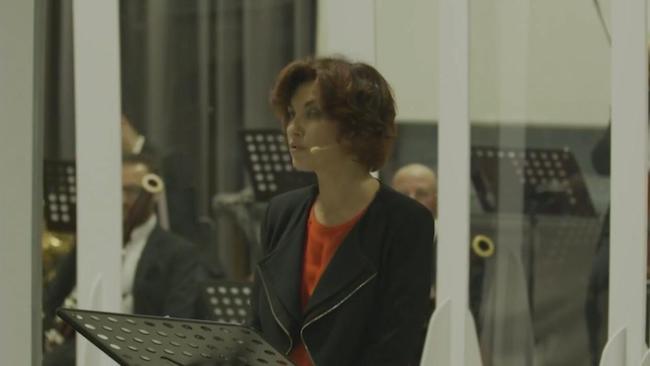 Concerto di Natale 2020 con Vanessa Gravina a Teramo [FOTO]
