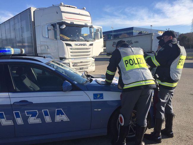 controlli polizia stradale