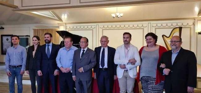 delegazione italiana in nicaragua