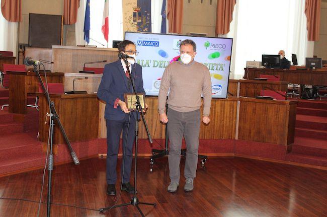 premiazione prof. lombardo