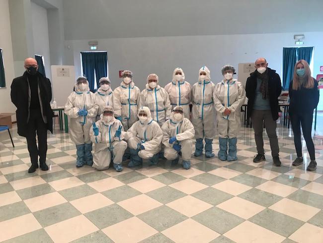 sanitari screening Montesilvano