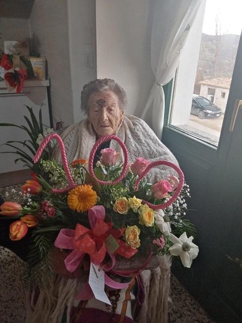 Foto 100 anni Giselda Di Pietrantonio 2