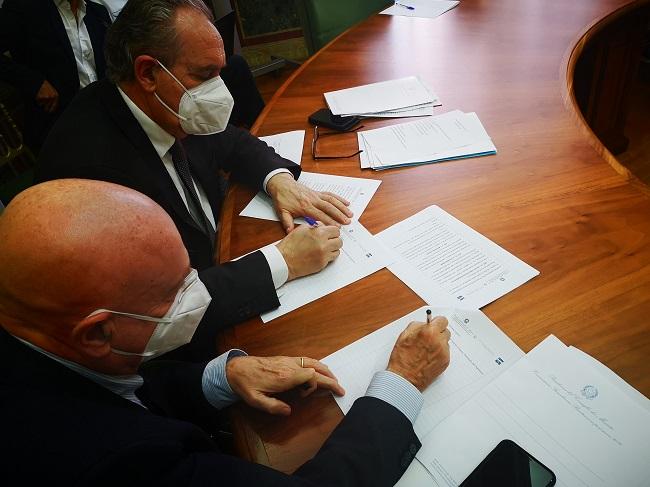 accordo ricostruzione post sisma 2016
