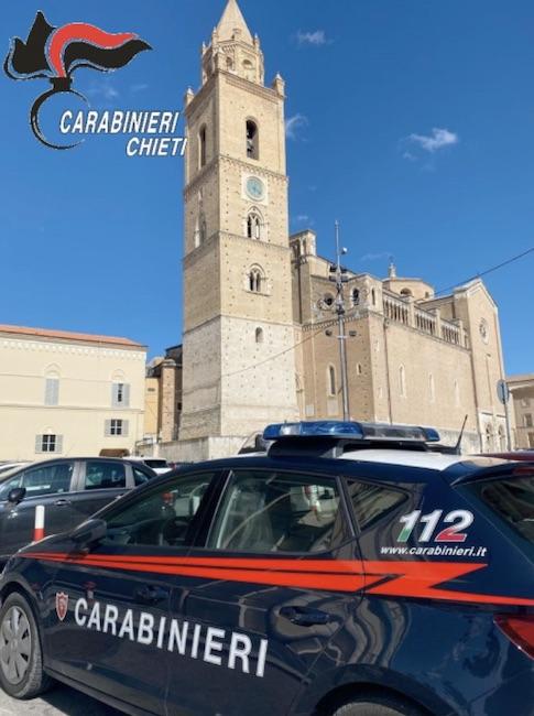 carabinieri san giustino