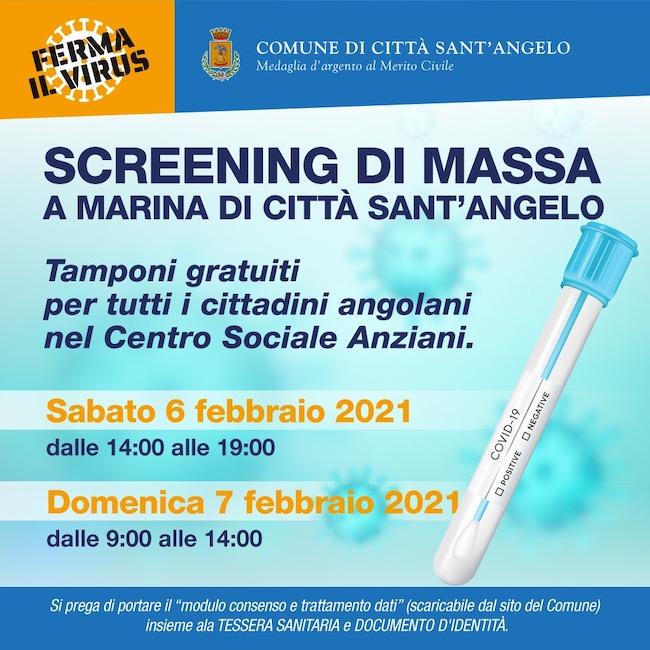 csa screening 6-7 febbraio 2021