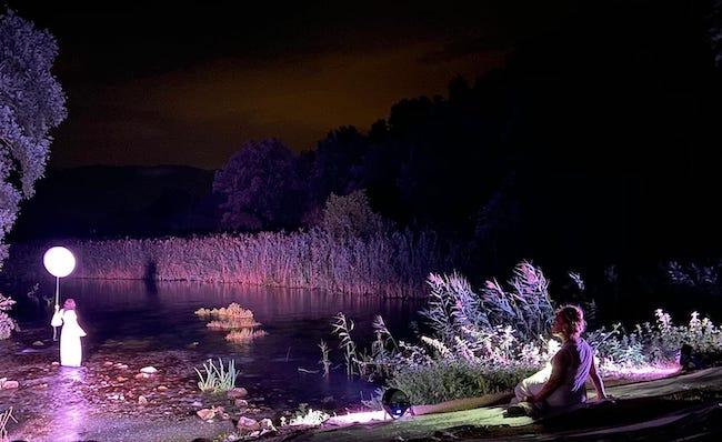 drammateatro scena spettacolo aquamores