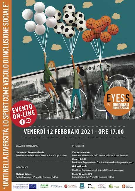 eyess 12 febbraio 2021