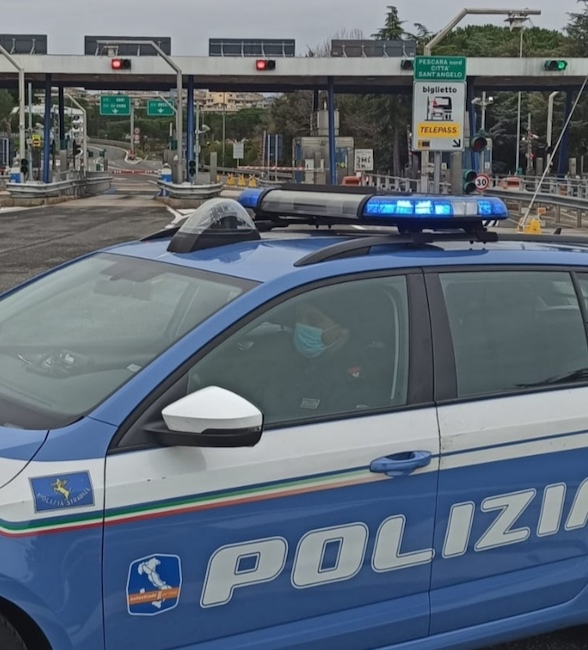 polizia a14
