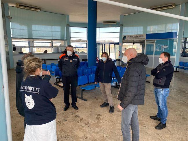 vaccinazioni palabecci Pescara