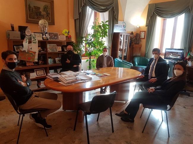 visita assessore regionale quaresimale comune di giulianova