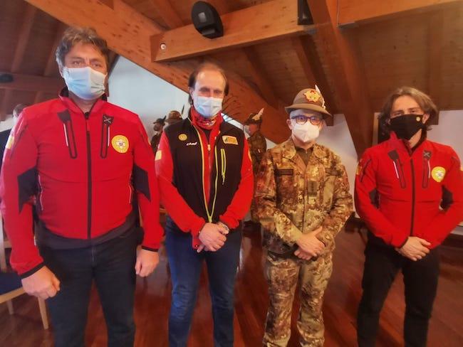 accordo cnsas truppe alpine