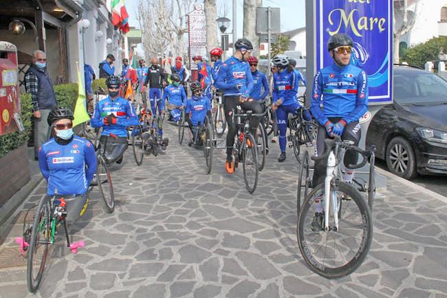 addesi cycling 31-03-2021 ritiro francavilla