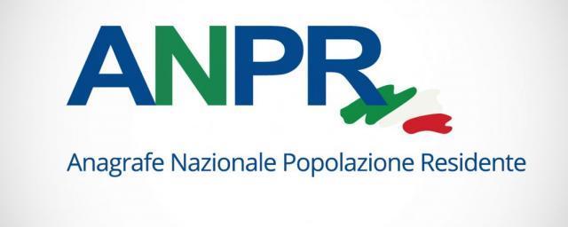 Anagrafe Nazionale della Popolazione Residente (ANPR)