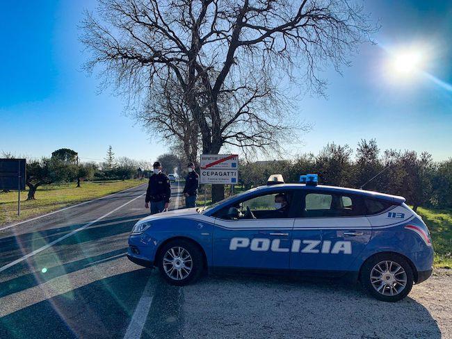 controlli polizia cepagatti