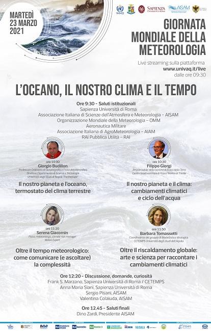 l'oceano il clima e il nostro tempo
