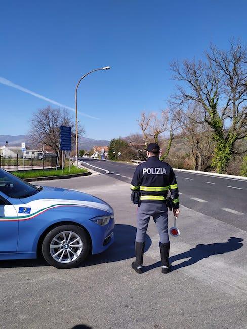 polizia piano d'orta