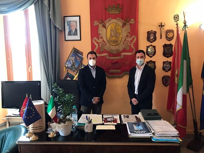 visita consigliere comunale Luca Corona (1)