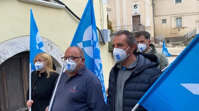 Uil Abruzzo a San Pio delle Camere