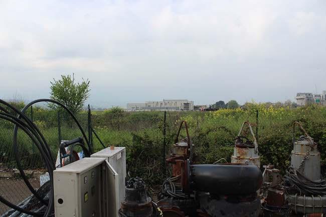 area da bonificare Pescara
