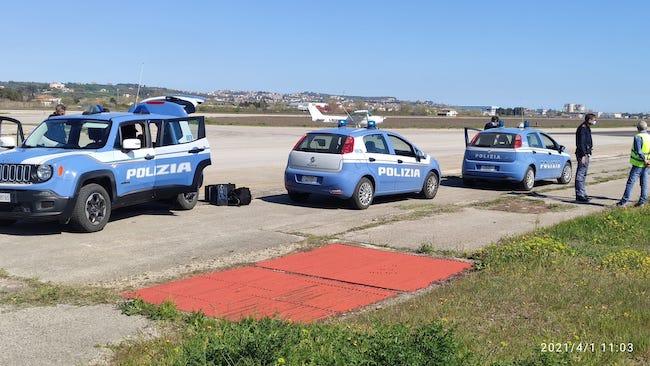 esercitazione aeroporto
