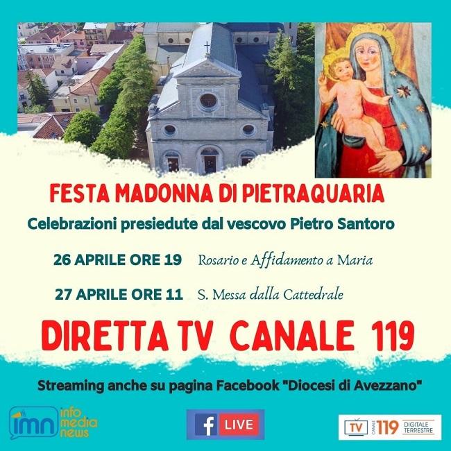 festa Madonna di Pietraquaria