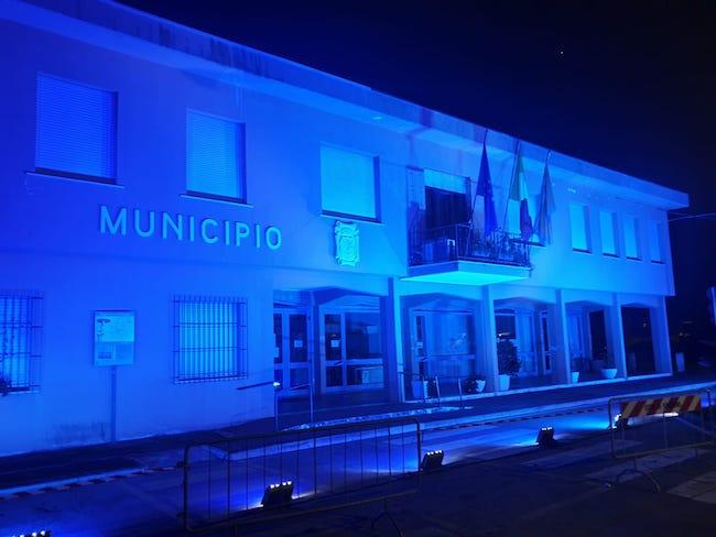 municipio spoltore blu
