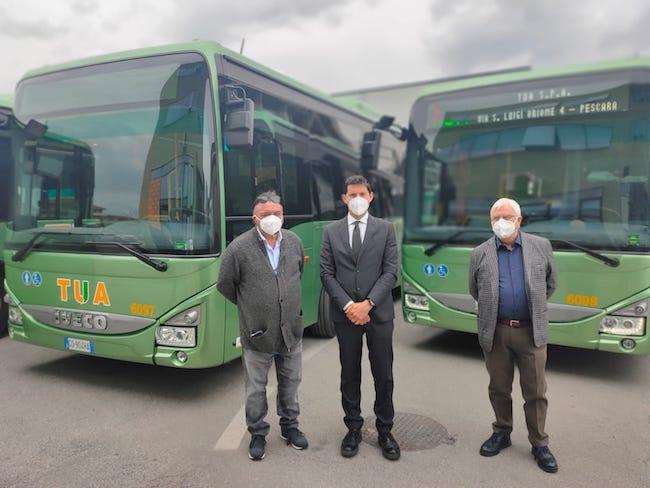 nuovi bus tua