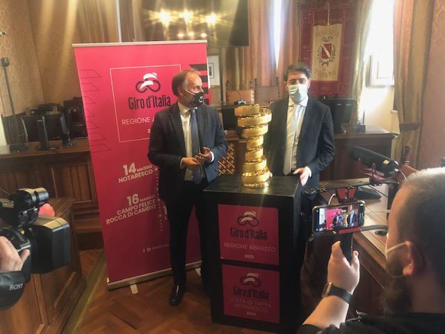 trofeo giro d'italia teramo