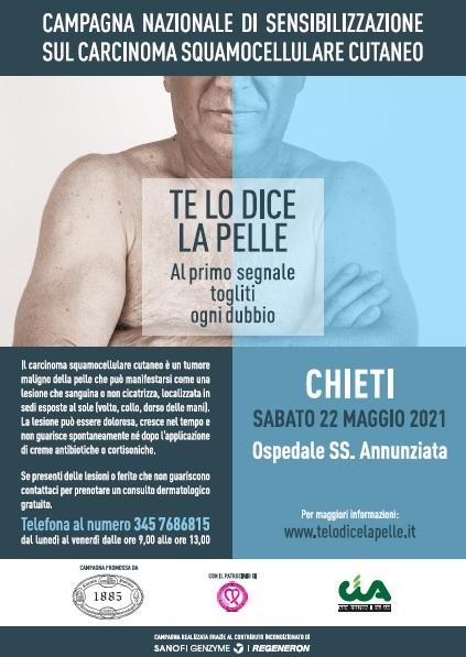 visite dermatologiche gratis chieti