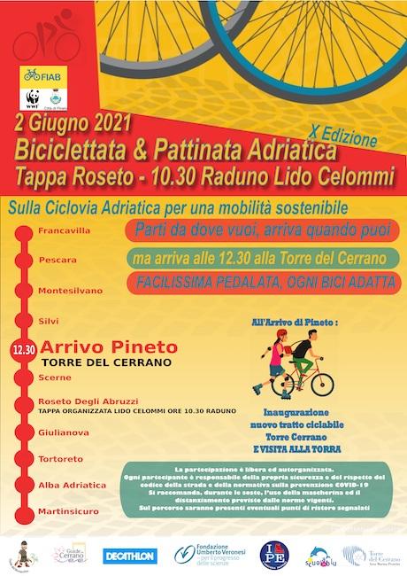 biciclettata 2 giugno 2021