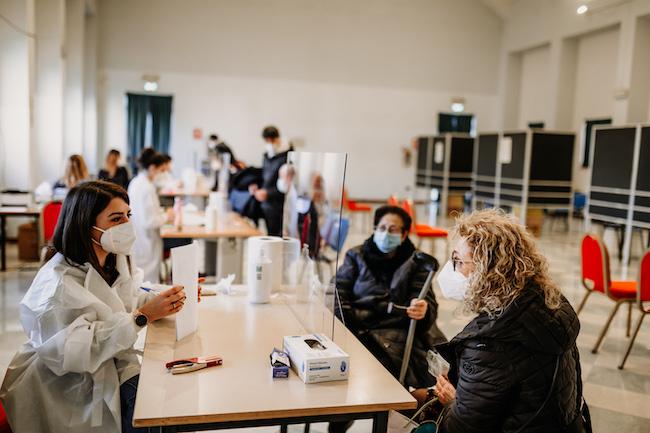 campagna vaccinale montesilvano