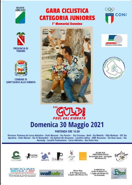 memorial donnino 30-05-20121